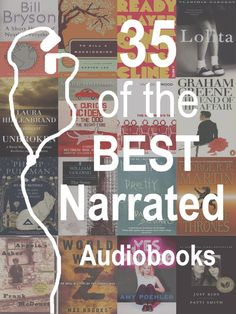 List of best audiobooks compiled from lists which are linked below the master list, plus TONS of other lists at the bottom - truly a mega-site for audio