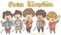 Juan Direction (One Direction) favorite-places-spaces