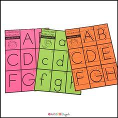 Kindergarten And First Grade ELA Flashcards