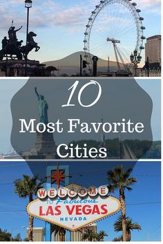 Where did your favorite city rank, and which ones should you put on your travel bucket list?