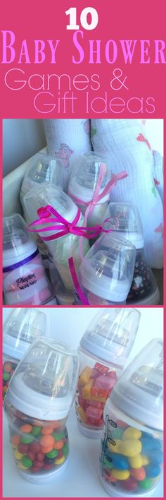 10 Baby Shower Games with Baby Bottles - Together as Family