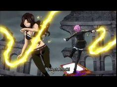 Cana VS Scorpio Anime Fight, Attack On Titan, Fairy Tail, Scorpio, Scene, Japanese, Board, Youtube, Japanese Language