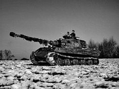 1944, ARDENNES King Tiger II