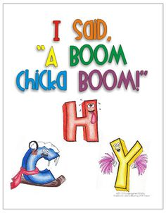 Free beginning sounds book - develop phonemic awareness (letter factory characters)