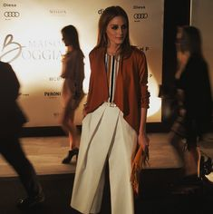 Olivia Palermo - Maison Boggiani opening in Paraguay - April 29, 2015