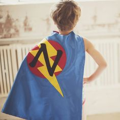 I love these capes! I can't believe it's too late for a birthday gift. Next holiday...