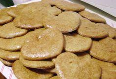 Tökéletes és elronthatatlan mézeskalács recept képpel. Hozzávalók és az elkészítés részletes leírása. A tökéletes és elronthatatlan mézeskalács elkészítési ideje: 20 perc Christmas Cookies, Tapas, Goodies, Pizza, Sweets, Baking, Recipes, Food, Winter