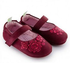 Love these baby shoes for holiday! And when you buy a pair, one is donated to a child in need