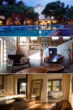 Hotel Santa Teresa, Rio Brazil.  $395 USD/nt