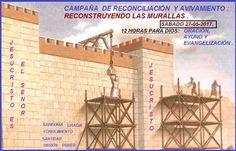 ESTUDIOS BÍBLICOS FM y MEDIOS, F. C.: CAMPAÑA DE RESTAURACIÓN Y AVIVAMIENTO:
