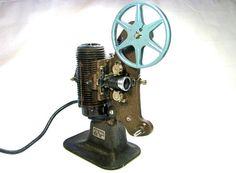 FILMO 8mm MOVIE PROJECTOR  1934  Bell & by WellWudJaLookAtThat