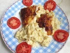 Karfiolos-sajtos tészta (Gluténmentesen is)