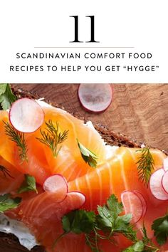 "11 Scandinavian Comfort Food Recipes to Help You Get ""Hygge"" via @PureWow"