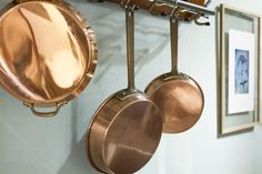 Copper pans | Thuyskamer