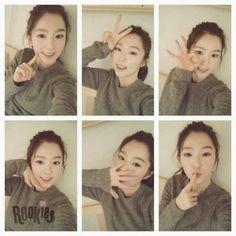 Red Velvet - Irene #아이린  (Bae JooHyun #배주현) SM Rookies selca : 예쁨돋는 레드벨벳 아이린.JPG - Daum 카페