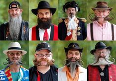 World Beard and Moustache Championships | ... Cave of Coolness: The 2012 World Beard And Moustache Championships