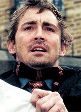 Lee pace in 'Miss Pettigrew Lives For A Day'
