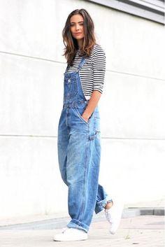Tips para vestirte con ropa holgada pero perfectamente linda