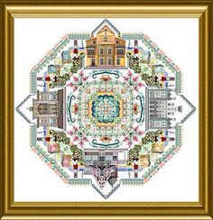 The Baltic Sea Mandala Ostsee Chatelaine