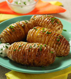 You'll never eat simple baked potatoes again! Turn them into a work of art with…