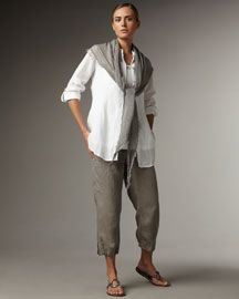 Eileen Fisher. Spring/summer.