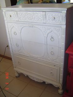 Hey, I found this really awesome Etsy listing at https://www.etsy.com/listing/181355286/antique-white-shabby-chic-bedroom