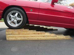 Discover ideas about Diy Garage - 25 Awesome Diy Car Ramps Concept Garage Lift, Garage Tools, Car Tools, Garage Shop, Diy Garage, Garage Workshop, Hydraulic Car Ramps, Diy Car Ramps, Interior Design Tools