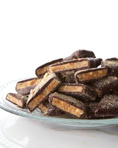Zettie's Confections Almond Butter Crunch Toffee has arrived at Neiman Marcus!