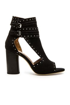RAYE Matty Heel in Black