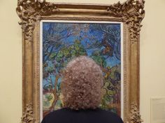 Kit checking out art while traveling in Paris New York Travel, Paris Travel, Museum Of Fine Arts, Art Museum, Vancouver Art Gallery, Traveling Teacher, My Kind Of Love, Rene Magritte, Environmental Issues