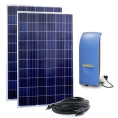 Plug&Play Solar Anlagen - Solaranlagen Tests Plugs, Solar, House, Electrical Outlets, Corks, Home, Homes, Houses