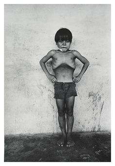 The Distorted Side of Being Human - by Roger Ballen (1950), USA/South Africa