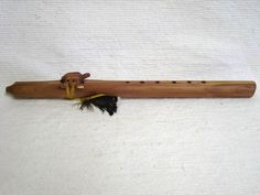 A beautiful handmade instrument used in ceremonies, celebrations and courtships, the Native American flute has origins that reach back thousands of years.