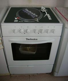 You can always cook something up with Technics