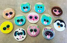 Beanie  Boos #finelyfrosted #sograteful #cookies