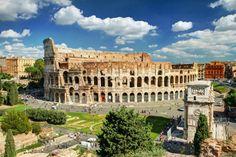 """""""Finché starà il Colosseo starà Roma. Quando cadrà il Colosseo cadrà anche Roma... e quando cadrà Roma cadrà il mondo."""" Beda il Venerabile. """"As long as the Colosseum stands, Rome shall stand. When the Colosseum falls, Rome shall fall."""