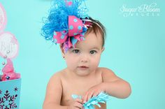 boutique style hair bows and headbands! I can't wait to make these