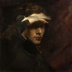 George Richmond, Self Portrait, 1840