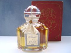 """ULTRA RARE """" Une ROSE """" GUERLAIN .... BACCARAT ... SEALED and BOXED - US $990.00 New in Collectibles, Vanity, Perfume & Shaving, Perfumes"""