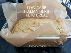 jill samter: HOMEMADE KETO-BREAD LOW CARB RECIPE