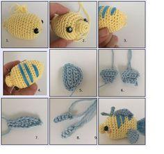 free pattern hamburger buddy english/ dutch | Total Visits 2140 | Sweetypie design