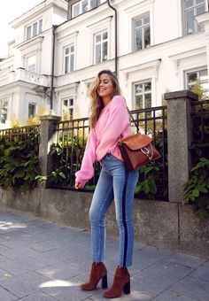 BACK TO WORK IN MY GINA TRICOT DENIMS – Kenzas