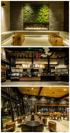 #Starbucks Store at Disneyland in Orlando, Florida