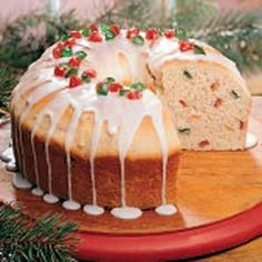 Christmas Bread~ Not too sweet but just enough!