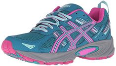ASICS Women's GEL-Venture 5 Running Shoe >>> You can find more details by visiting the image link.