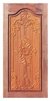 Velman Wood Carving is a one-stop source for end-to-end custom woodcarvings. Specializing in carved wood entrance & interior doors, mantels, shutters and frames New Door Design, Door Design Images, Main Entrance Door Design, Wooden Front Door Design, Pooja Room Door Design, Wooden Front Doors, Door Design Interior, Single Main Door Designs, Cabinet Door Designs