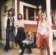 Fleetwood Mac, possibly the greatest band ever!