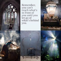 Remember by Nina Brown Quote Collage, Color Collage, Creator Of The Universe, Pot Pourri, Collages, Mood Colors, Beautiful Collage, Moody Blues, Colour Board