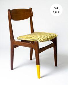 Oba Chair by Yinka Ilori