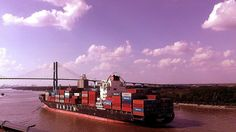Servicing the Port of Savannah Logistics Supply, Supply Chain Management, Savannah Chat, Transportation, Fair Grounds, News, Travel, Viajes, Destinations